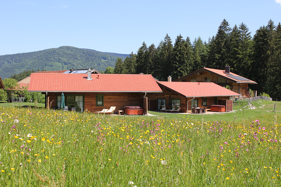 Unsere Chalets - Luxus Ferienapartments